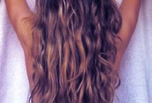 hair. / by kalica calliopeॐ