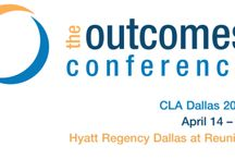 The Outcomes Conference 2015 / Christian Leadership Alliance (CLA) annual training event for nonprofit ministry leaders.