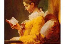 Reading / by Lisa Grissinger