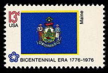 State Flag Stamps / by Stateside Associates