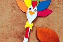 Thanksgiving Crafts and Activities