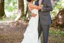 FOREST AND WOOD WEDDING IDEAS