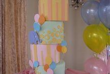 Children's cakes / by Ilse Depré