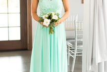 Mint wedding dream