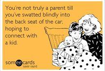 funny but true / by Cheryl Harlan
