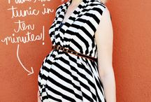 Sewing: Maternity Clothes / PDF sewing patterns for maternity clothes, maternity friendly tutorials. / by Swoodson Says