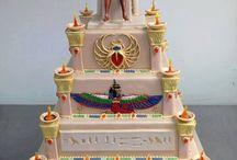 Egyptian inspired treats