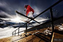 winter athletes