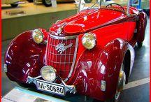 ALFA ROMEO / automobile italienne