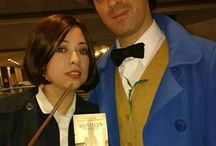 Tina goldstein and newt scamander cosplay