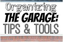 garage orgsnization