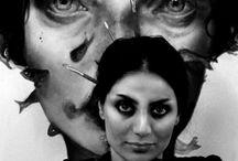 Afarin Sajedi Iranian Artist / Afarin Sajedi Iranian Artist