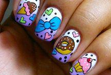diseño de uñas de manos