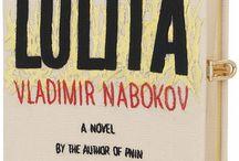 books. / by Aura Ori