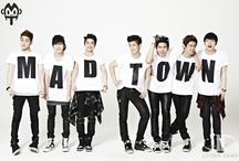 MadTown / Members: Moos, Lee Geon, Jota, H.O, DaeWon, Buffy, HeoJun