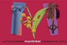 Cartes Musées Montréal // Montreal Museums Pass / The Montréal Museums Pass, your cultural passport for easy access to 38 museums!  ++  La Carte Musées Montréal, votre passeport culturel pour accéder librement à 38 musées !