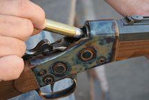 Rolling block rifles