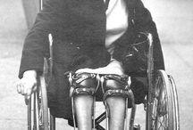 Polio - wheelchair
