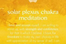 Affirmation I do SOLAR PLEXUS chakra