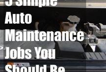 car maintenance at home