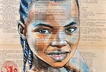 visage africai