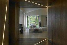 Osvětlení interiéru