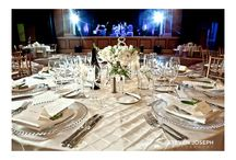 Wedding Tablescapes - Las Vegas