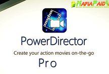 CyberLink PowerDirector Video Editor Unlocked APK for Android