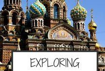 EUR II Russia Travel Tips II