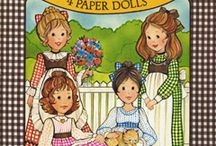 Paper Dolls / by Jeanette Edgington Haupt