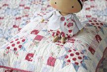 кукла - мини