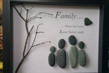 trabalhos manuais family