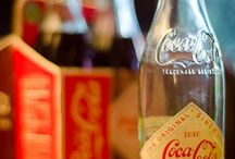 coke cola / by Marty Bigperm