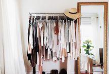 • clothes organisation •