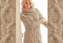 knitting / štrikovanie