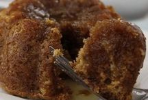 Desserts to Try - Cakes