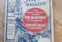 Antique Bookes & Magazines
