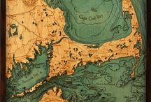 Maps / by Living MacTavish