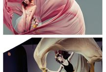 Inspiration : Silk Dancers