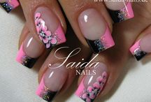 Nails - Pink / For my pink collection (or mostly pink)
