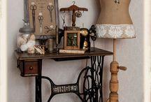 Craft room/cantina