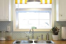 Kitchen Ideas / by Wendi Martin