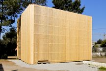 SPSS Design Architecture Projects / Wood Architecture