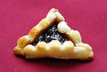 purim recipes from elana's pantry / Hamantaschen, shalloch manot and more! / by elana's pantry