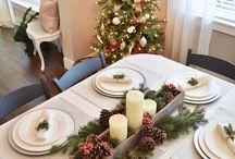 Christmas décor.