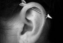 Piercings  / by Lynn Weldon