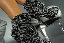..Shoe Heaven.. / by Crystal Boswell