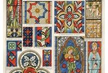 Médiéval / gothic revival, chevaliers, pages, Robin des bois, enluminures, préraphaélisme, contes...