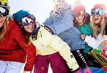 ~Snowboarders~