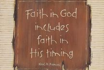Faith / by JoAnn Ripley